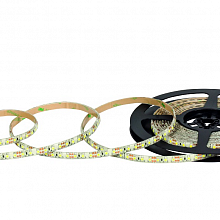 PREMIUM LED FLEXIBLE STRIP 12V / 24V / SMD 5050 - 300 LED / IP33 / RGB / WHITE PCB / REEL 5m / 10mm