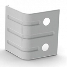ALU-45 Mounting bracket PVC Grey